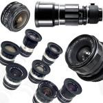 vintage ef mount lens hire