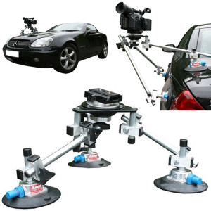hague suction cup car camera rig slvision london. Black Bedroom Furniture Sets. Home Design Ideas