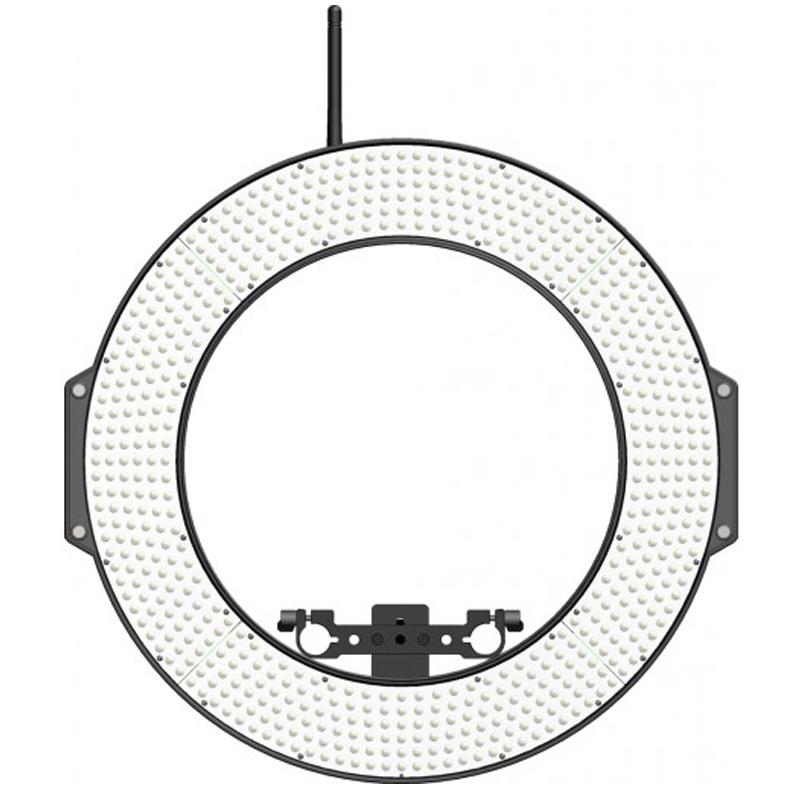 ring light f and v