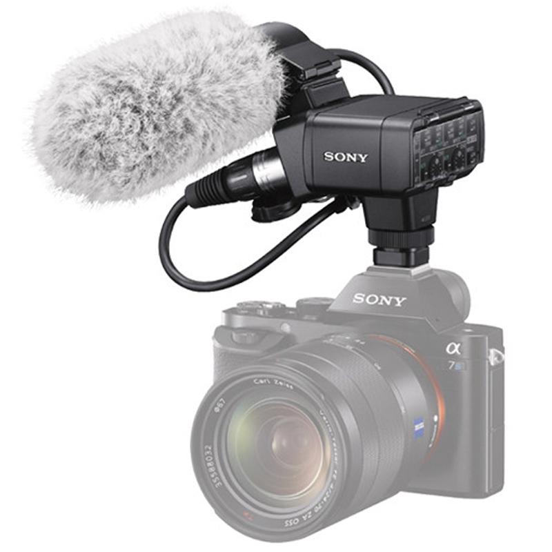 sony a7s ii camera Sony XLR K2M