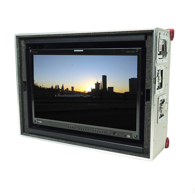 "TV Logic Monitor | LUM-240G 24"" UHD LCD + 12G-SDI"
