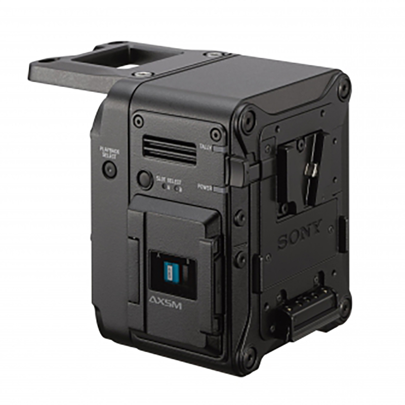 Sony AXS-R7 Raw Recorder Hire London
