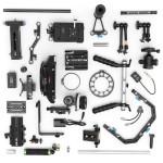 camera hire accessories