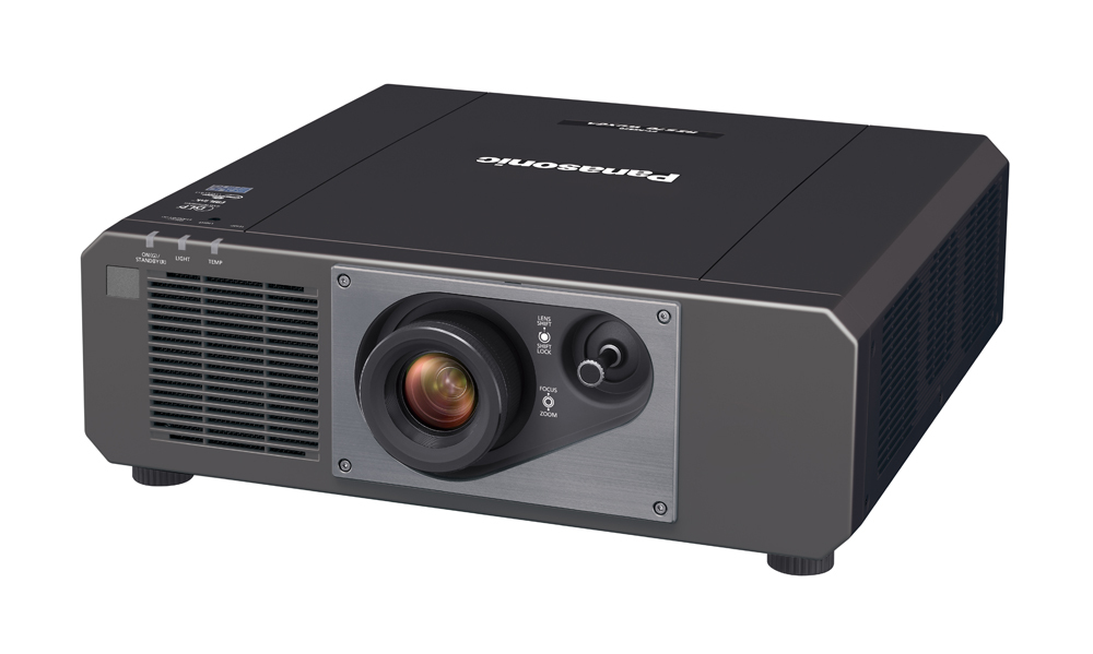 Projector hire London | Panasonic PT-RZ570