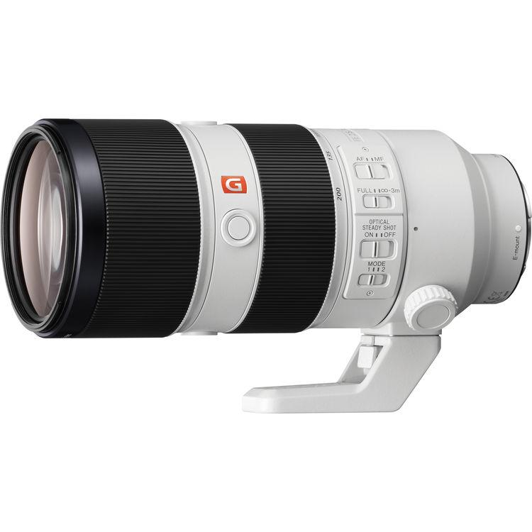 Sony FE 70-200mm f2.8 GM Lens hire london