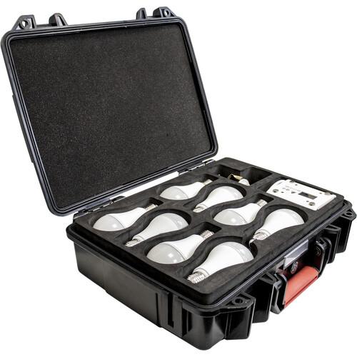 astera nyx 8 bulb kit hire london